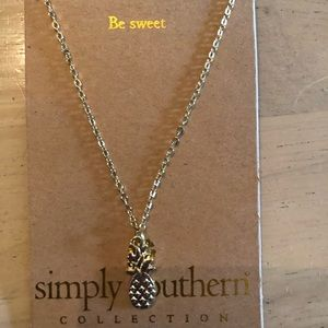 Cute pineapple necklace